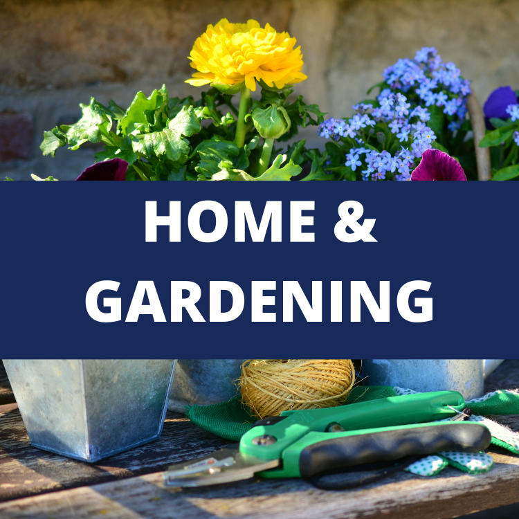 Redirect page to Home & Gardening