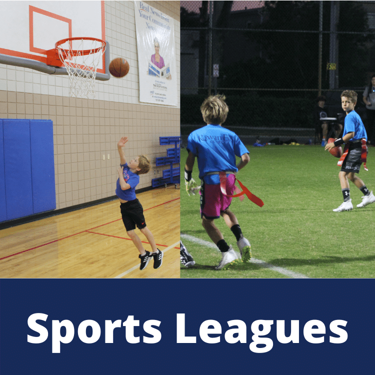 Visit the Sports Leagues Web Page