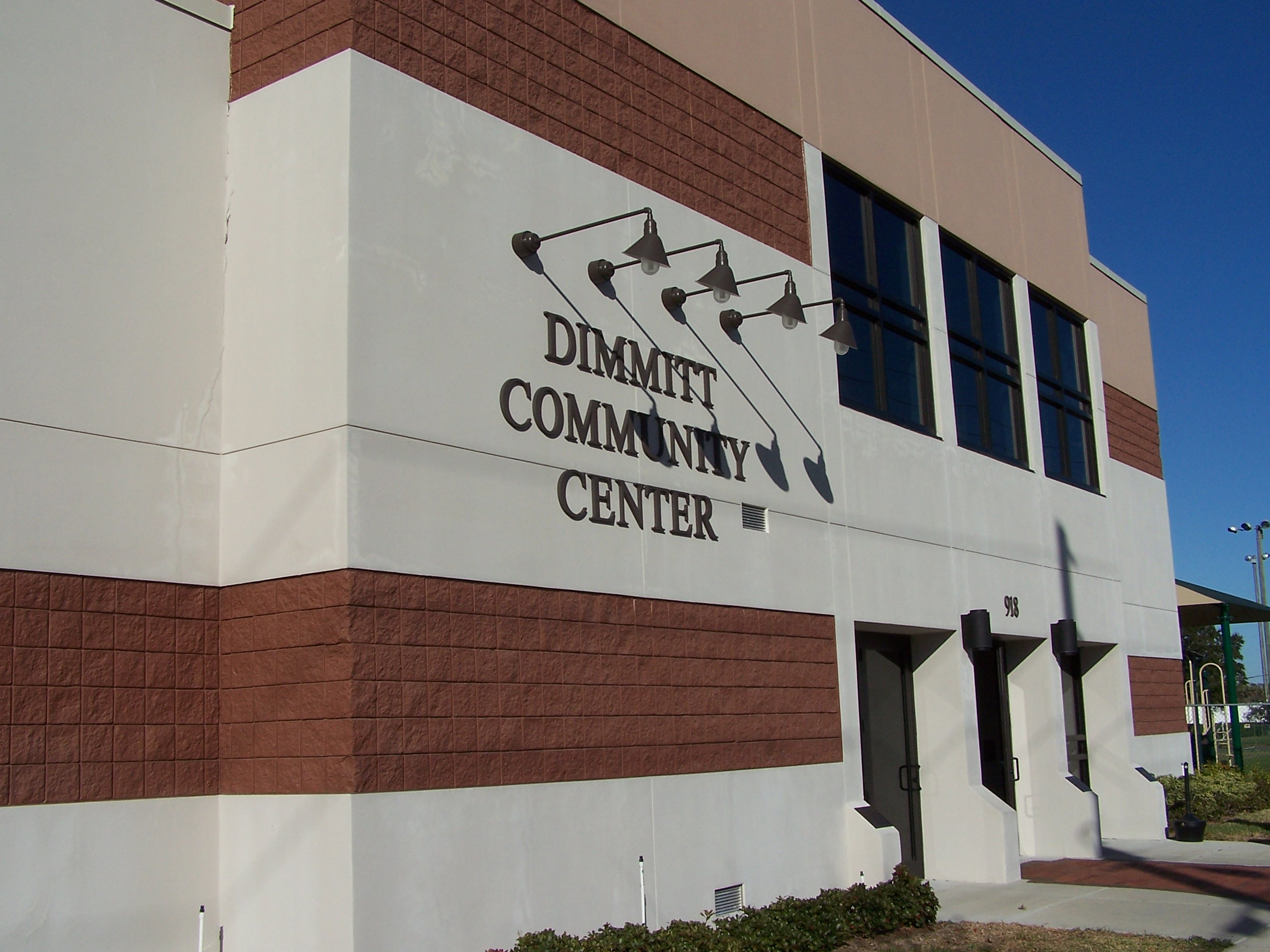 Dimmitt Community Center